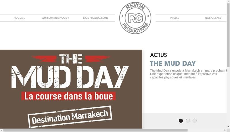 Capture d'écran du site de L'Emission des Records-la Chaine des Rec