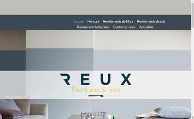 Site internet de Entreprise Andre Reux