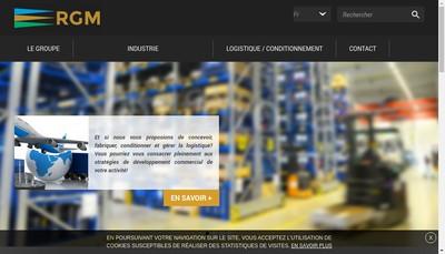 Site internet de Savoie Loire Decolletage Mecanique