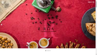Site internet de Etablissements F Riva