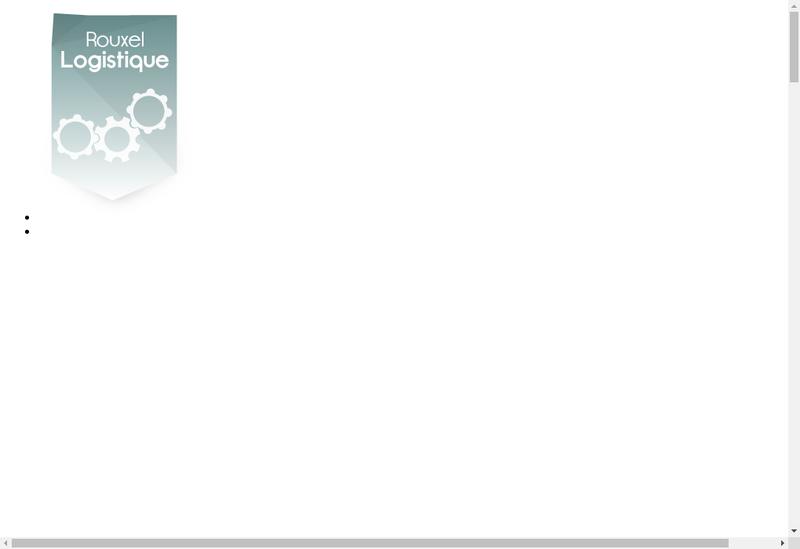 Capture d'écran du site de Rouxel Beton