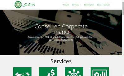 Site internet de Safka