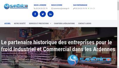 Site internet de Soc Nouvelle Saremico