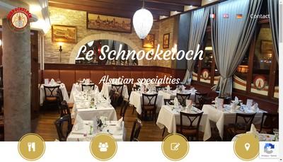 Site internet de Le Schnokeloch
