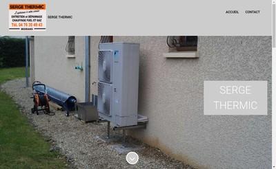 Site internet de Serge Thermic