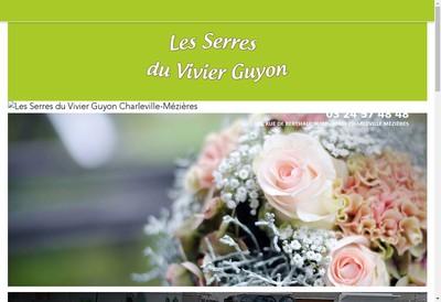 Site internet de Les Serres du Vivier Guyon