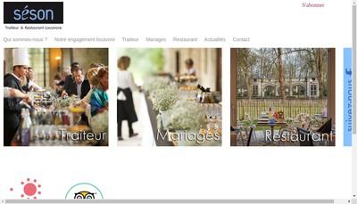 Site internet de Seson