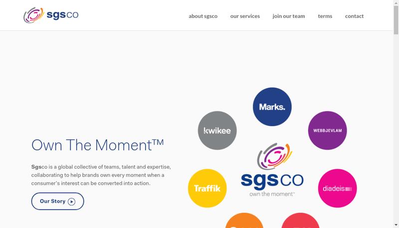 Capture d'écran du site de Diadeis Pr
