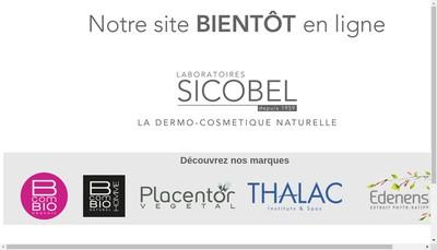 Site internet de Kadral Nouvelle Sicobel Pharm'Up