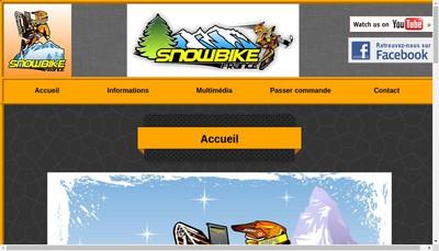Site internet de Moto Cross Allegri