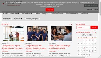 Site internet de Sologest