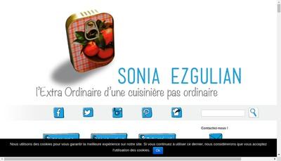 Site internet de Les Sardines Filantes