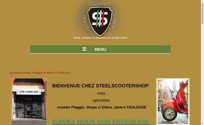 Site internet de Stellscootershop
