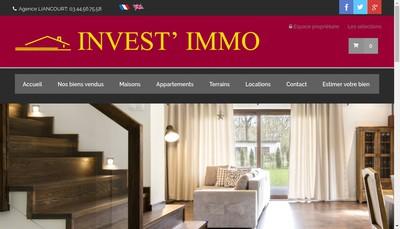 Site internet de ST Investimmo