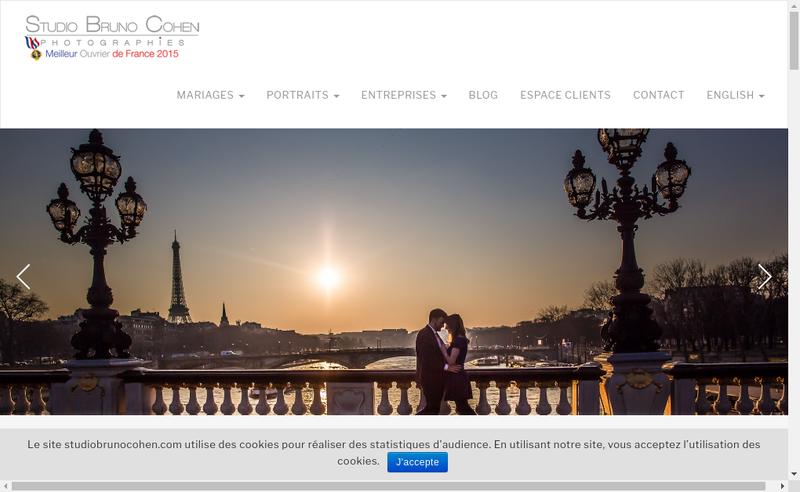 Capture d'écran du site de Phox Villevert