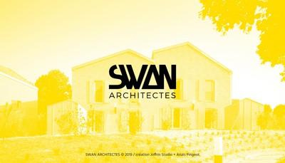 Site internet de Swan Architectes