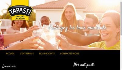 Site internet de Tapasti