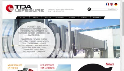 Site internet de Lefebure