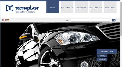 Site internet de Tecmaplast