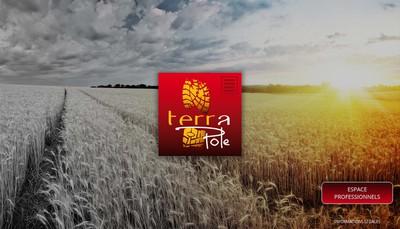 Site internet de Terrapole