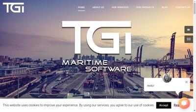 Site internet de Traitement et Gestion Informatique