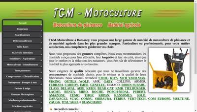 Site internet de Ferstl Tgm