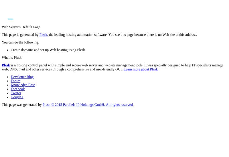 Capture d'écran du site de Skillsday