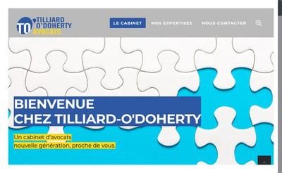 Site internet de TILLIARD - O'DOHERTY