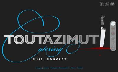 Site internet de Toutazimut