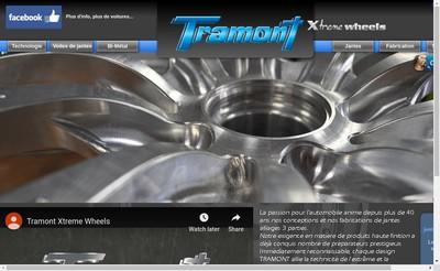Site internet de Tramont