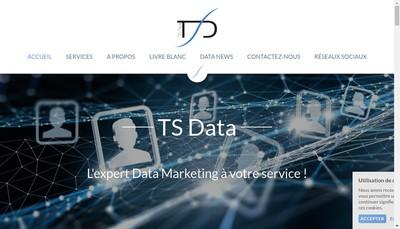 Site internet de Ts-Data