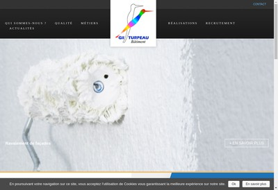 Site internet de Gtb