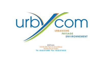 Site internet de Urbycom Amenagement et Urbanisme