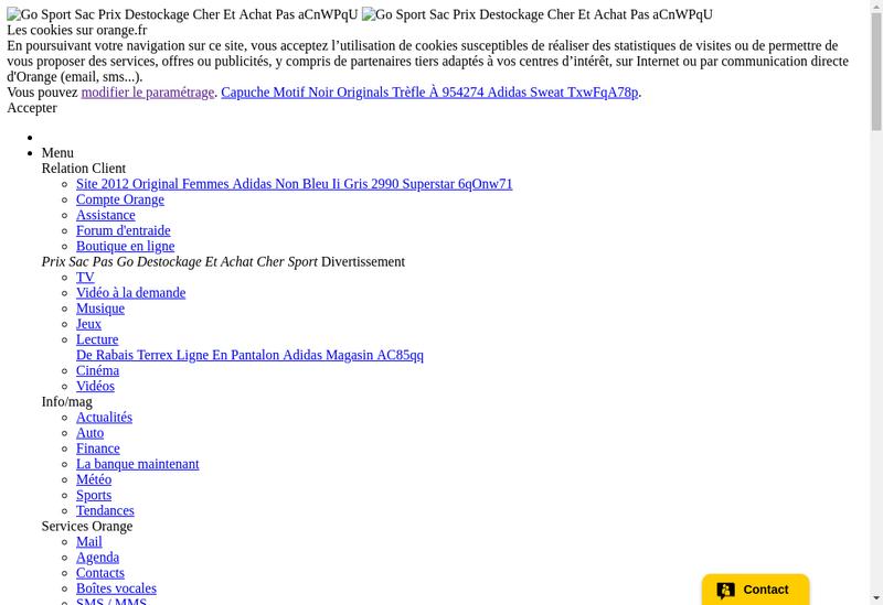 Capture d'écran du site de Vanessa Studio