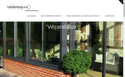 Site internet de Verandalux
