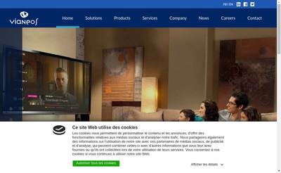 Site internet de Vianeos