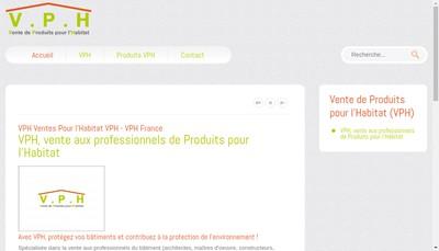 Site internet de VPH