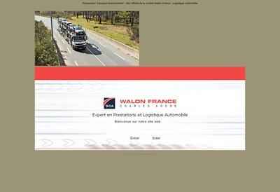 Site internet de Walon Fra
