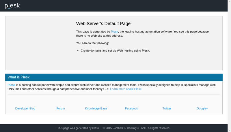 Capture d'écran du site de Weiss Appetito
