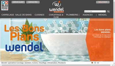 Site internet de Etablissements Wendel Freres