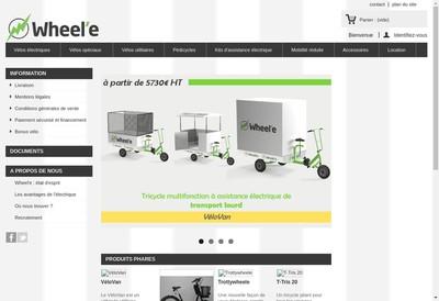 Site internet de Jpy Innovations