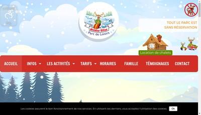 Site internet de Wiidoo Gliss
