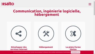 Site internet de RSA le Rubis SA