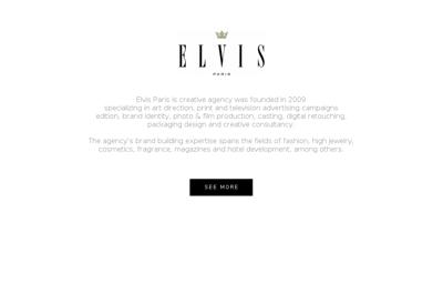 Capture d'écran du site de Yc Baies