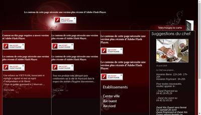 Site internet de SARL Zazai
