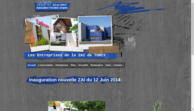 Capture d'écran du site de Cordel Diffusion